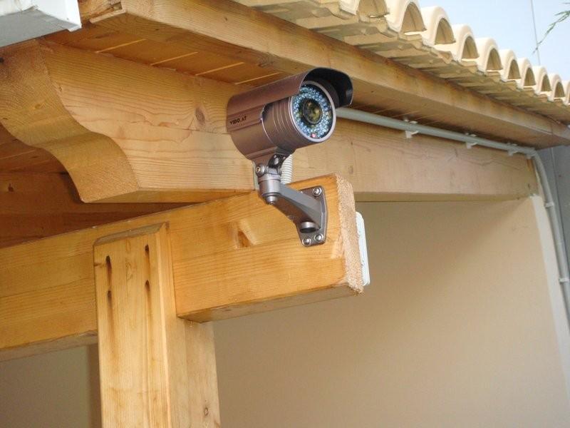 Κάμερα Ασφαλείας Εξωτερικού Χώρου